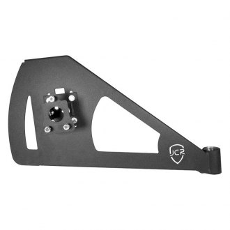 JcrOffroad® - Shield Rear Tire Carrier
