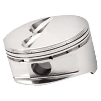 JE Pistons® - 51 Series™ Gas Ported Inverted Dome Piston