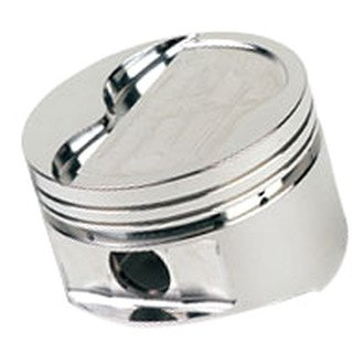 JE Pistons® - Twisted™ Inverted Dome Piston