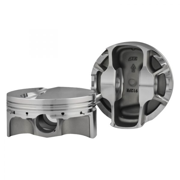 JE Pistons® - Asymmetrical FSR Dish/Inverted Dome Pistons