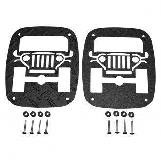Jeep Tweaks® - Tail Light Guards