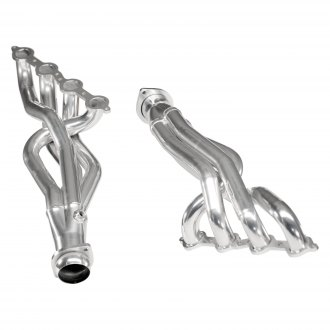 Jet-Hot® - Classic Polish Style Stainless Steel Ceramic Coated Long Tube Exhaust Headers