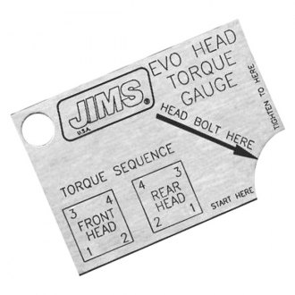 JIMS® - Head Bolt Torque Gauge