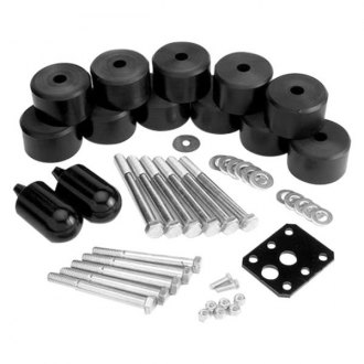 "JKS Manufacturing® - 1.25"" x 1.25"" Front and Rear Body Lift Kit"