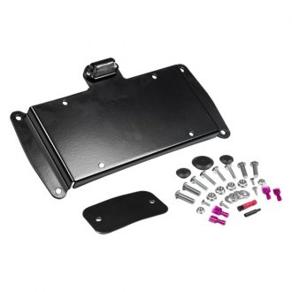 JKS Manufacturing® - License Plate Relocation Kit