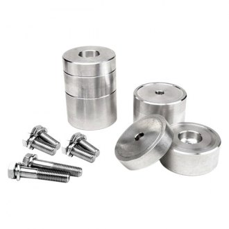 JKS Manufacturing® - Front Adjustable Bump Stop Spacer Kit