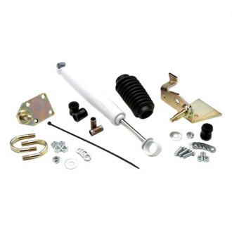 JKS Manufacturing® - Steering Stabilizer Relocation Kit