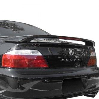 acura tl spoilers custom factory roof lip wing spoilers rh carid com 1999 Acura TL Body Lip 2003 Acura TL Body Kit