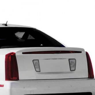 JKS® - Factory Style Flush Mount Rear Spoiler