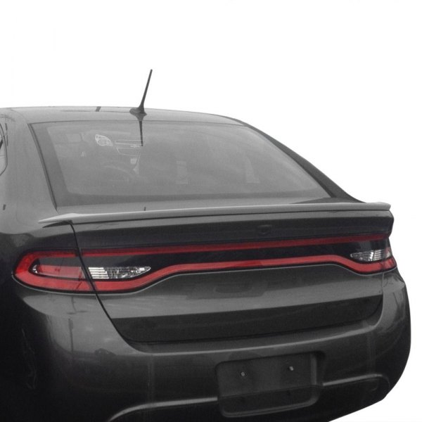 Bumper Cover For 2013-2016 Dodge Dart Rear Plastic Paint To Match