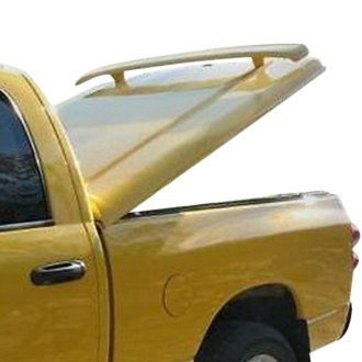 "JKS® - 60"" Low Profile Custom Style Truck Spoiler with Light (Painted)"