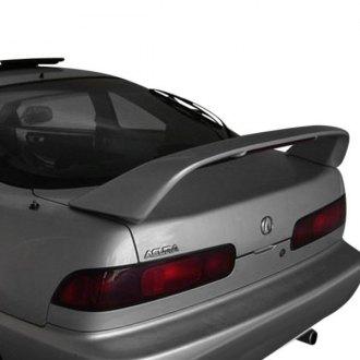 Acura Integra Spoilers Custom Factory Roof Lip Wing Spoilers - Acura integra spoiler