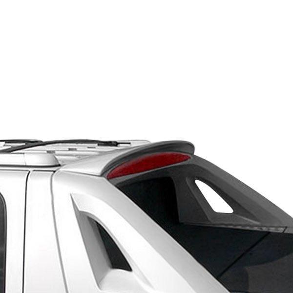 Custom Vehicle Roof : Jks painted custom style fiberglass rear roof