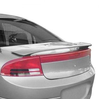 2018 dodge intrepid. perfect intrepid jks  custom style rear spoiler for 2018 dodge intrepid
