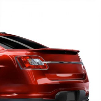 JKS® - Flush Mount Factory Style Fiberglass Rear Spoiler