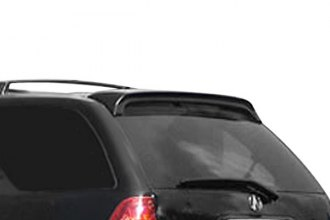 JKS® 339005 - Factory Style Rear Roofline Spoiler (Painted)