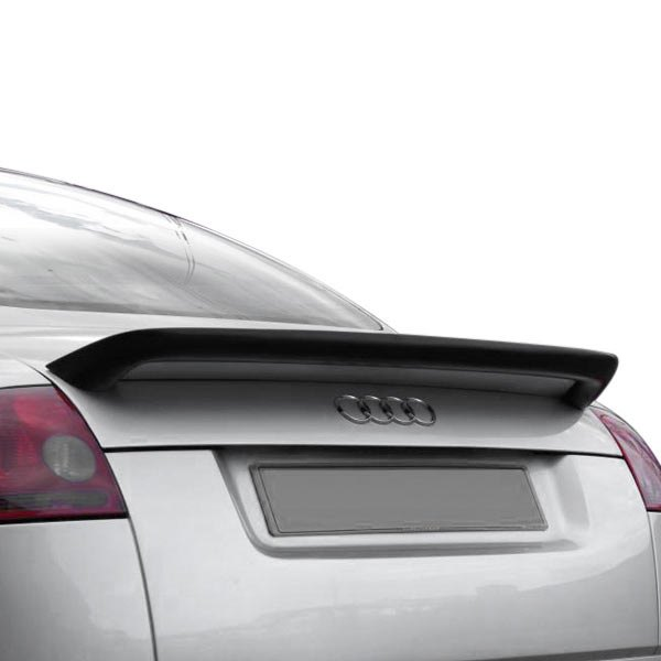 JKS® - Flush Mount Factory Style Rear Spoiler (Unpainted)