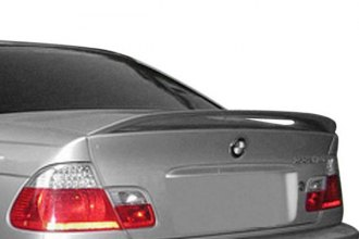 JKS® 339024 - Custom Style Rear Spoiler (Painted)