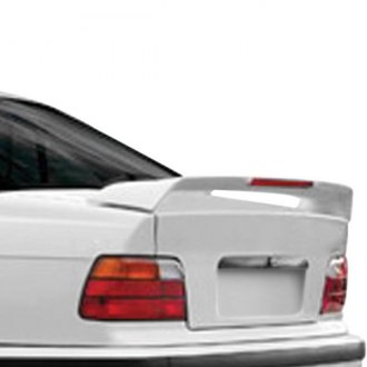 JKS® - Factory Rear Spoiler w Light