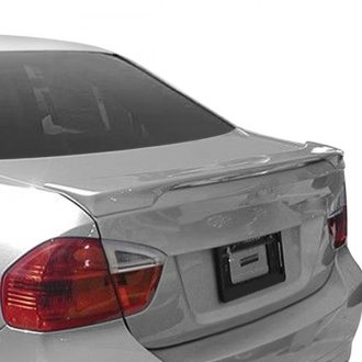 JKS® - Flush Mount Custom Style Rear Spoiler