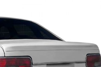 JKS® 339044 - Factory Style Flush Mount Rear Spoiler (Unpainted)