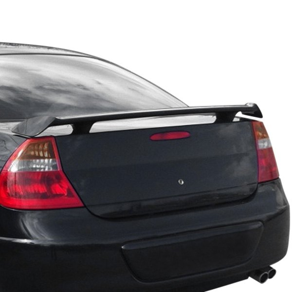 Image may not reflect your exact vehicle! JKS® - Custom Style Rear Spoiler