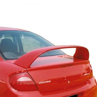 JKS® - Factory Style Fiberglass Rear High Wing Spoiler