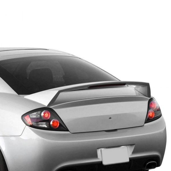 JKS® - Factory Rear High Wing Spoiler w Light (Painted)