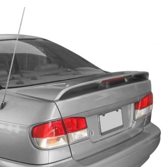 JKS® - Factory Style Rear Wing Spoiler with Light (Painted)