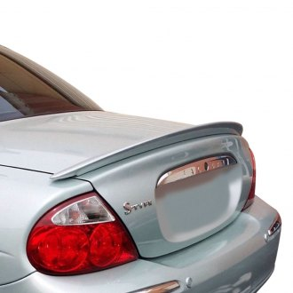 JKS® 339097 - Factory Rear Spoiler (Painted)