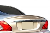 JKS® - Flush Mount Factory Rear Spoiler (Unpainted)