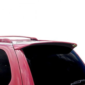 JKS® - Factory Style Rear Wing Spoiler (Painted)