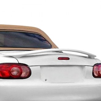 JKS 339127-PAINTED - Factory Rear Wing Spoiler (Painted)