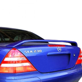 JKS® - Factory Rear Wing Spoiler
