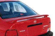 JKS® 339136 - Factory Style Rear Spoiler (Painted)