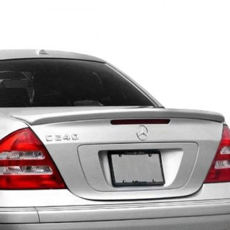 JKS® - Flush Mount Custom Style Rear Spoiler (Painted)