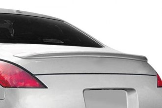 JKS® - Factory Style Rear Lip Spoiler