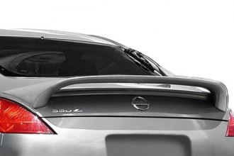 JKS® - Custom Style Rear High Wing Spoiler