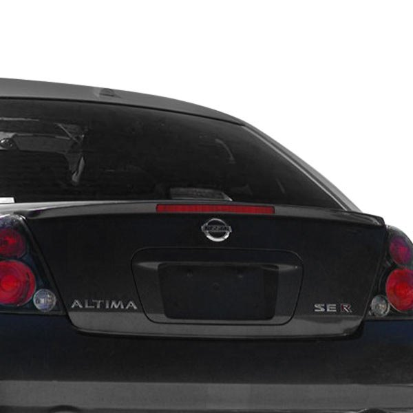 JKS® - Factory Style Flush Mount Rear Spoiler with Light