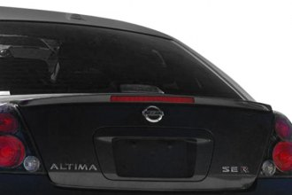 JKS® 339145 - Flush Mount Factory Style Rear Spoiler with Light (Painted)