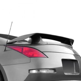 JKS® - Factory Style Rear Double Wing Spoiler (Painted)