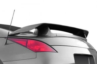 JKS® 339146 - Factory Style Rear Double Wing Spoiler (Painted)