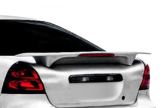 JKS® 339148 - Custom Style Rear High Wing Spoiler with Light (Painted)
