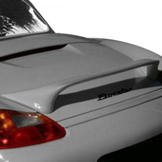JKS® - Factory Rear Wing Spoiler (Painted)