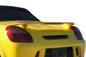 JKS® - Custom Style Rear Spoiler with Light