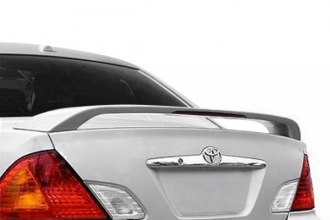JKS® 339164 - Factory Style Rear Wing Spoiler with Light (Painted)