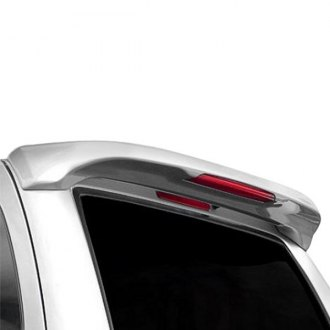 JKS® - Factory Style Fiberglass Rear Wing with Light