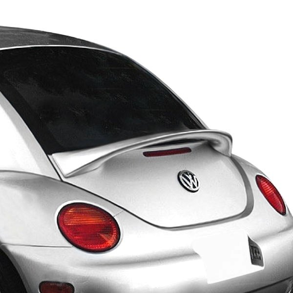 JKS® - Factory Style Rear High Wing Spoiler (Painted)