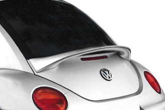 JKS® 339178 - Factory Style Rear High Wing Spoiler (Unpainted)