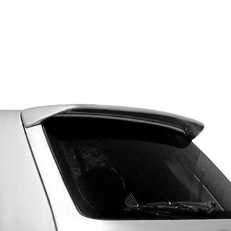 JKS® - Factory Style Fiberglass Rear Roof Spoiler (Painted)